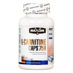 Maxler L-Carnitine Caps 750 (100 капс)