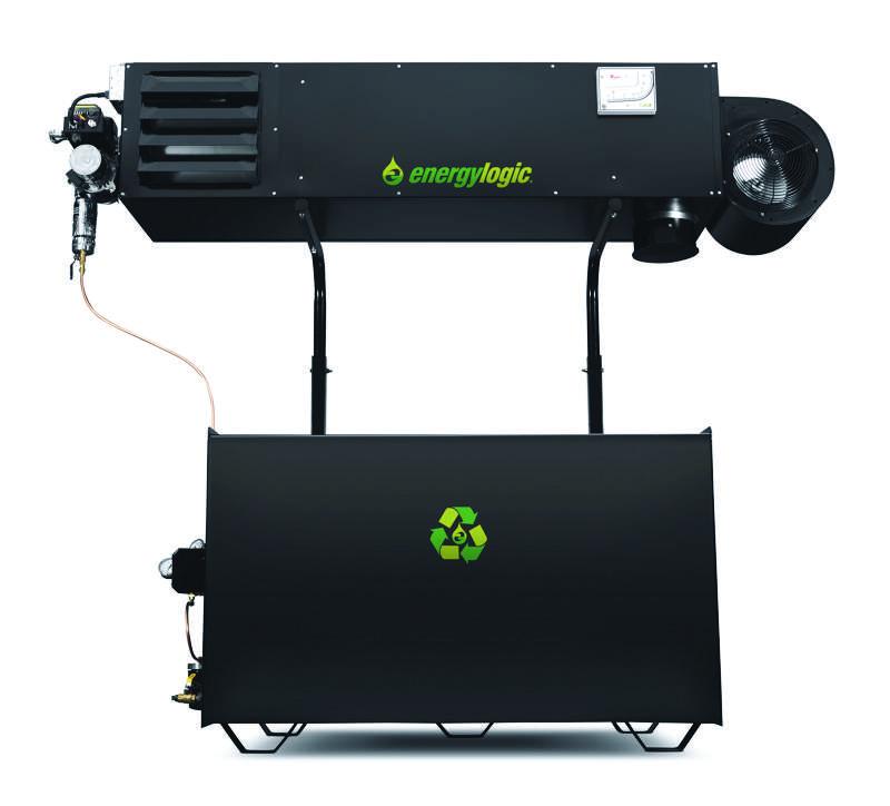 Воздухонагреватель EnergyLogic EL 200H-S