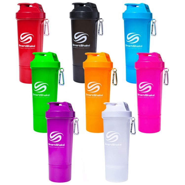 Шейкер SmartShake Slim 400 ml