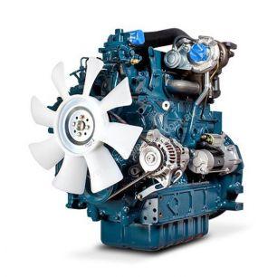 Дизельный двигатель Kubota V3300Т (Турбо)