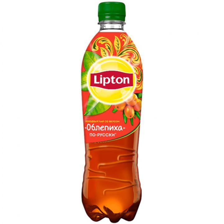 Чай Липтон 0,5л Облепиха пэт Пепси