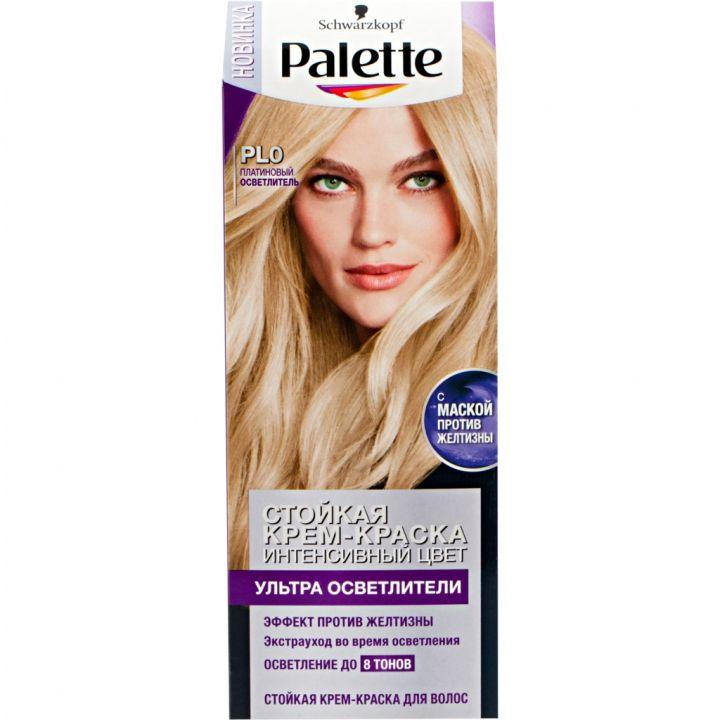 Краска д/волос PALETTE ICC PL0 Платиновый осветлитель