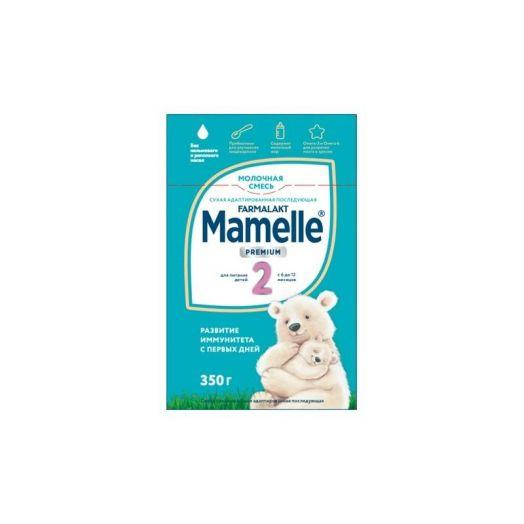 Мол.смесь Mamelle-2( с 6  мес.) адаптированная 350г