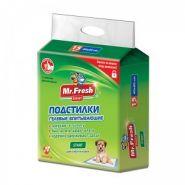 Mr.Fresh Expert Start 40х60 Пеленки д/приучения к месту (15 шт)
