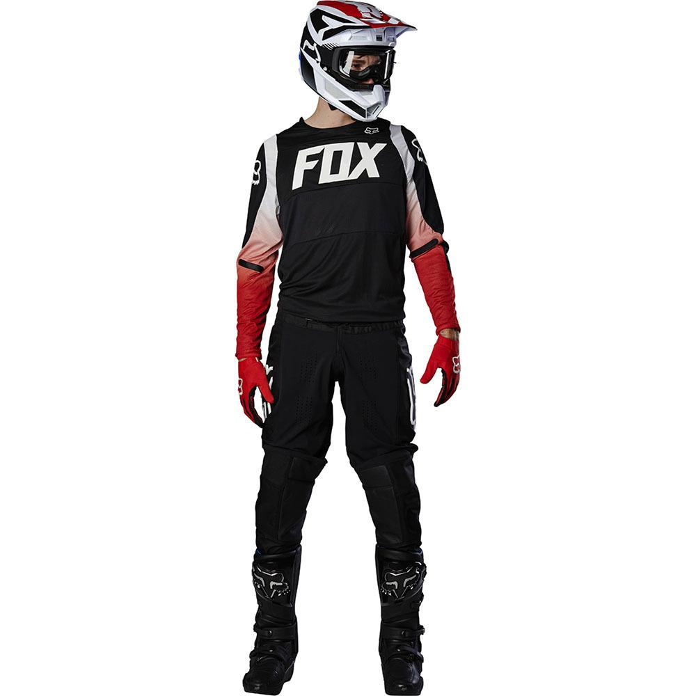 Fox - 2020 360 Bann Black комплект джерси и штаны, черный