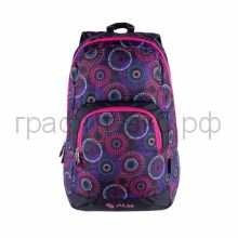 Рюкзак PULSE BACKPACK SOLO PURPLE FLOWER 121400
