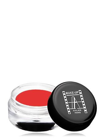 Make-Up Atelier Paris Gel Color Waterproof CGG Red Краска гелевая водостойкая красный гранат