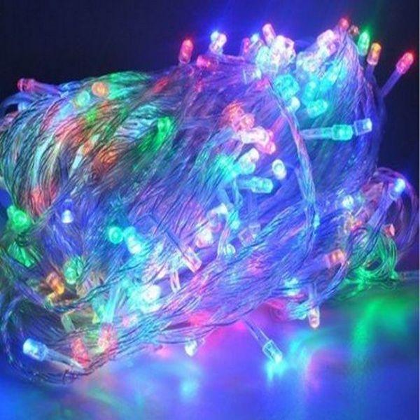 Новогодняя светодиодная гирлянда 360 LED лампочек