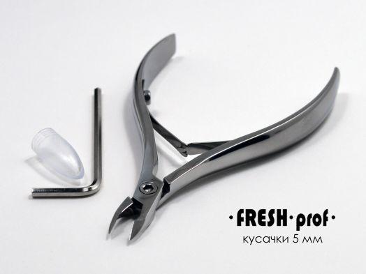Кусачки FRESH PROF PREMIUM 5 мм