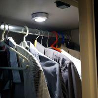 Светодиодный мини-светильник на липучке Stick Touch Lamp (2)