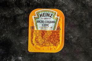 Соус кисло-сладкий Heinz