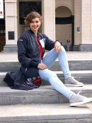 Модное пальто Paris – это эксклюзивная вещь, выпускается лимитированной серией.