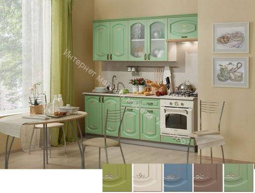"""Кухонный гарнитур """"Бергамо"""" (модульный) 2200"""