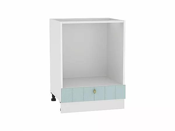 Шкаф нижний под духовку Прованс НД600 (голубой)