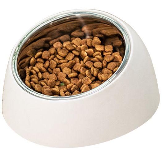 Миска для домашних животных Jordan Judy Pet Bowl White