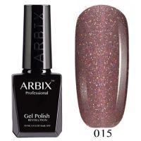 Arbix 015 Розовое Вино Гель-Лак , 10 мл