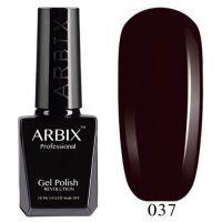 Arbix 037 Фиалковое Поле Гель-Лак , 10 мл