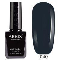 Arbix 040 Эйфелева Башня Гель-Лак , 10 мл