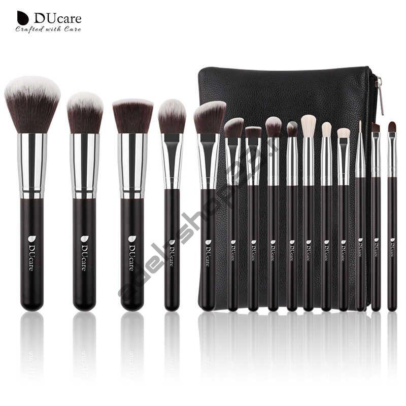 DUcare - набор кистей для макияжа из 15 шт