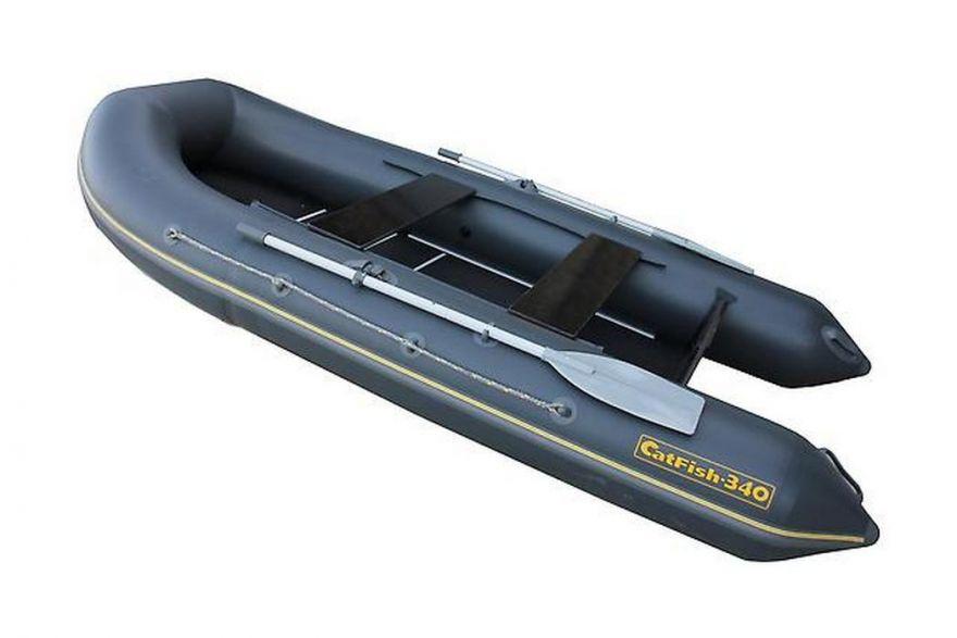 Лодка ПВХ «CatFish 340»