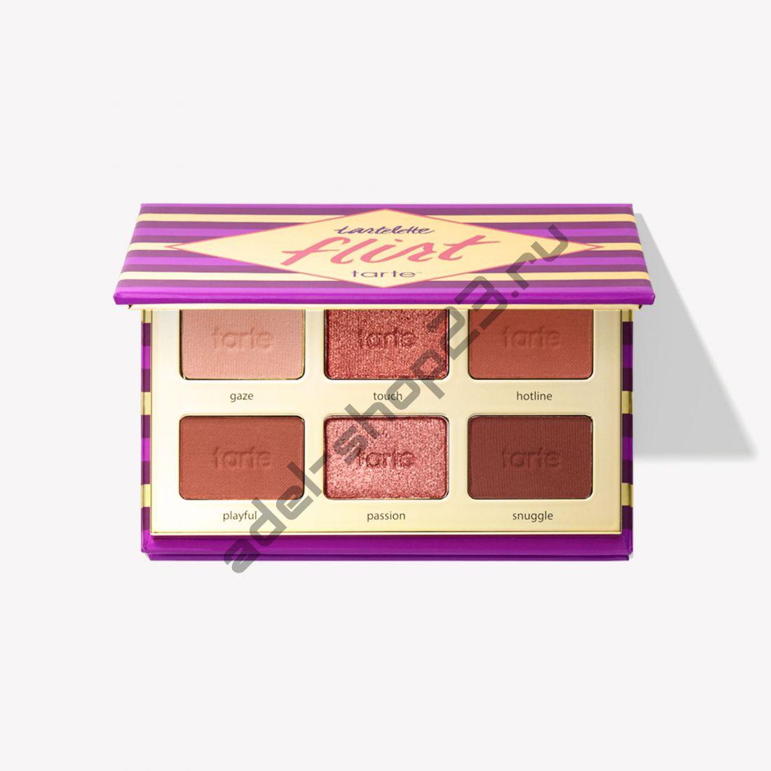 Tarte - flirt eyeshadow palette