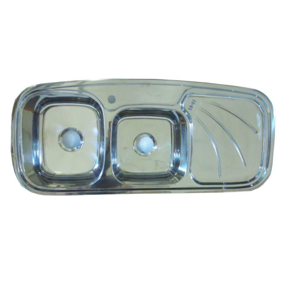 Кухонная мойка 1165L из нержавеющей стали