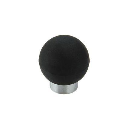 Дверной ограничитель (универсальный пол / стена) ADDEN BAU. DS 100 Chrome, Хром