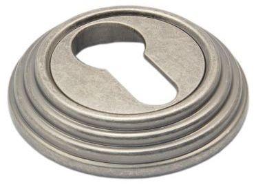Накладка К Ручке Adden Bau Vintage Sc V001 Aged Silver, Состаренное Серебро