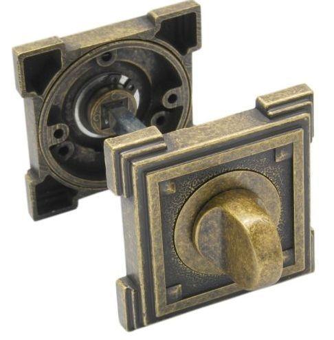 Завертка К Ручке Adden Bau Vintage Wc Vq003 Aged Bronze, Состаренная Бронза