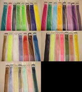 Прядь волос на заколке(искусственные), длина 50см, ширина 3,2см, цвет №33 (1уп = 5шт)
