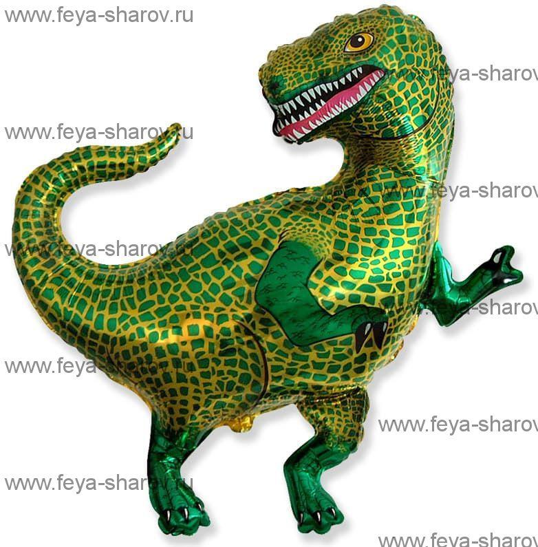 Шар Тираннозавр 84 см