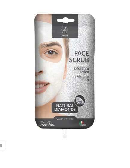FACE SCRUB DIAMOND