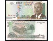 Камбоджа - 5000 Риэлей 2007 UNC