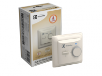 Терморегулятор Electrolux ETB-16 Basic для теплого пола механический купить в Екатеринбурге