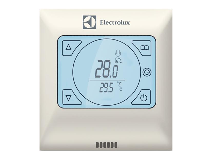 Терморегулятор Electrolux ETT-16 Touch программируемый для теплого пола