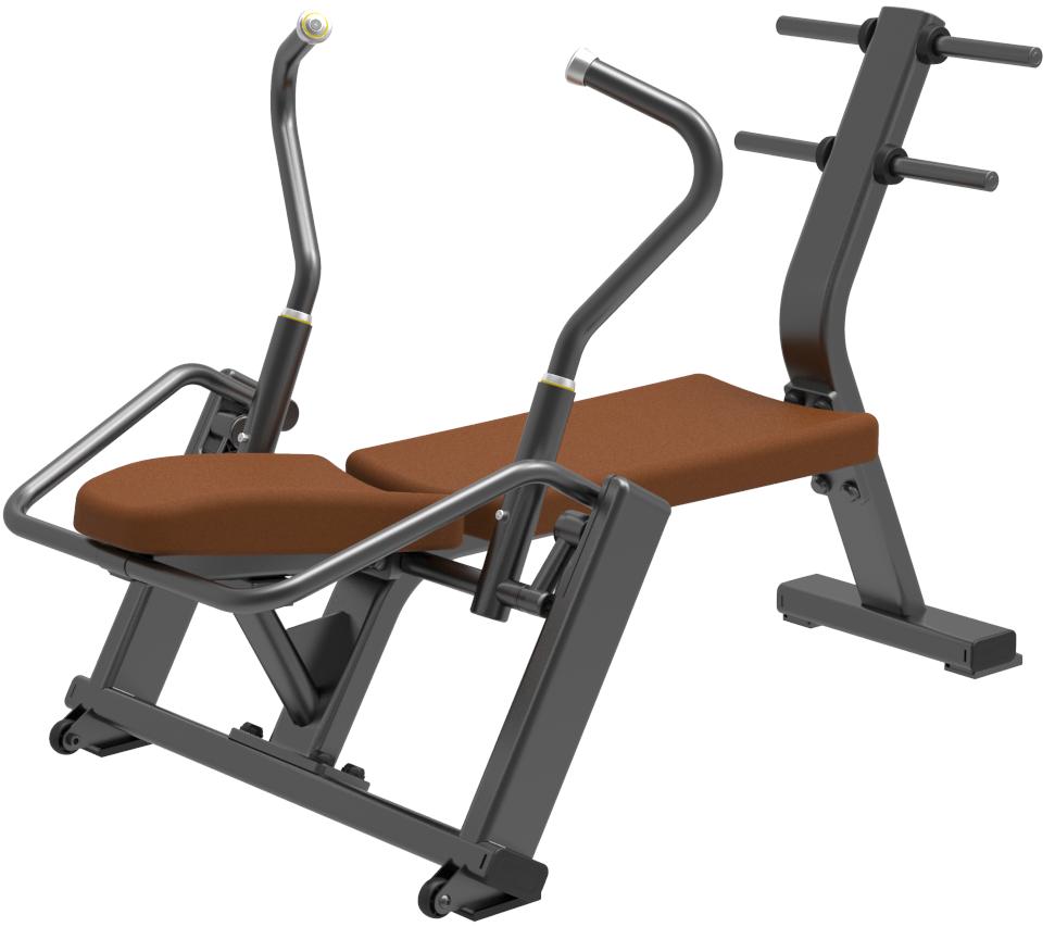 E-1070В Пресс скамья (Abdominal Trainer)