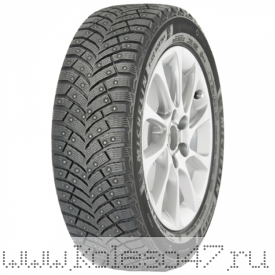 285/40 R19 107H XL MICHELIN X-ICE NORTH 4