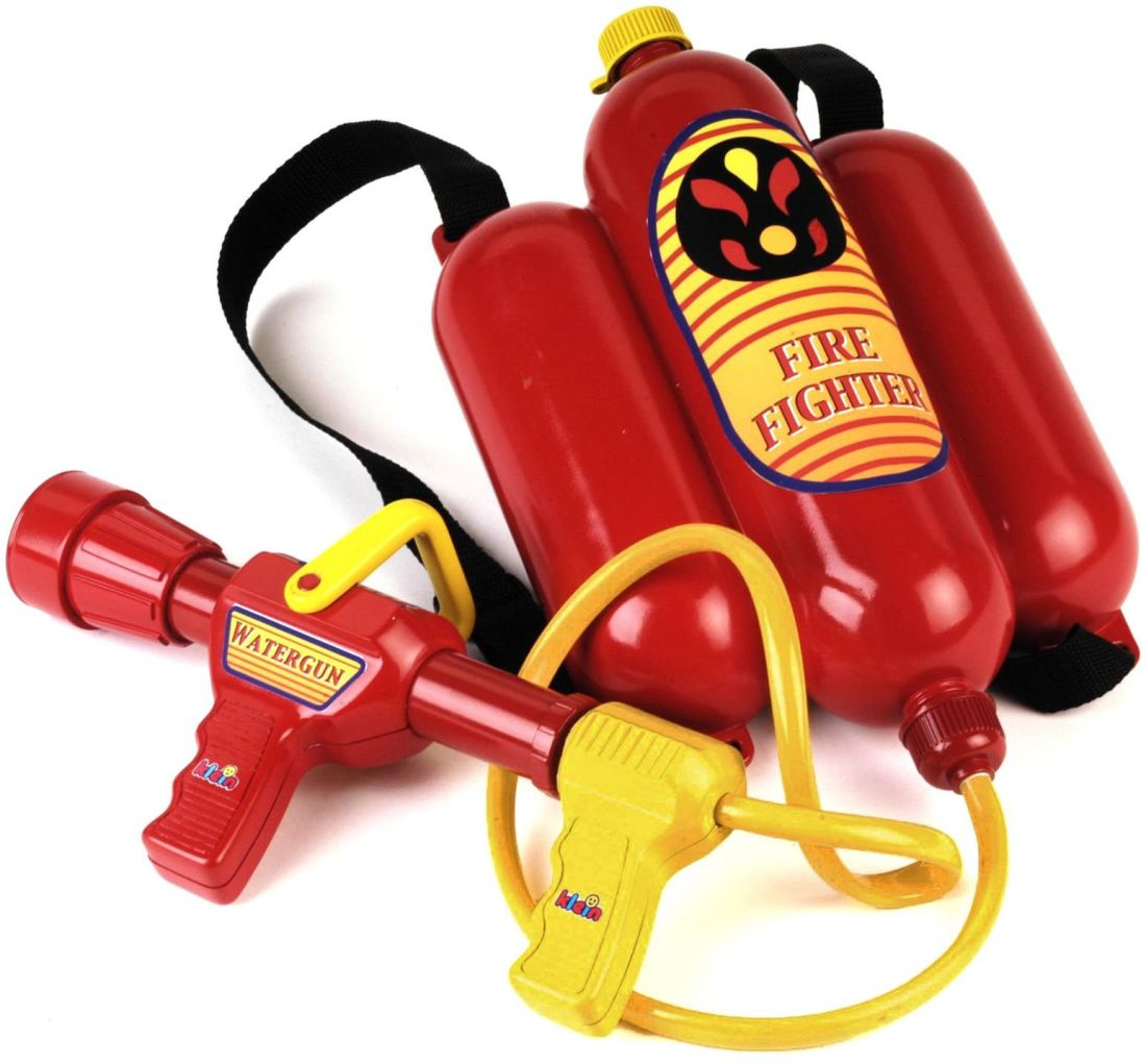 Набор пожарного детский Klein 8932