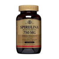 Solgar Spirulina 750 mg Tablets