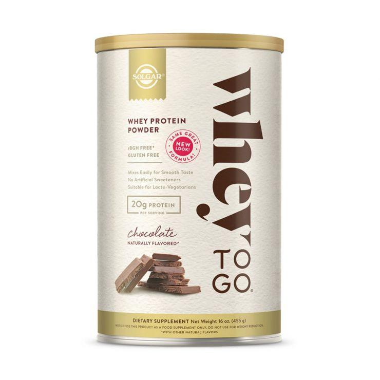 Белковая Сыворотка со вкусом шоколада Вэй ту гоу