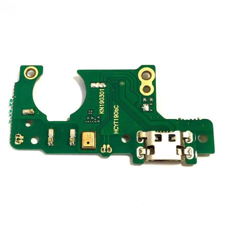 Нижняя плата с разъемом зарядки и микрофоном для Nokia 5.1 (TA-1075)