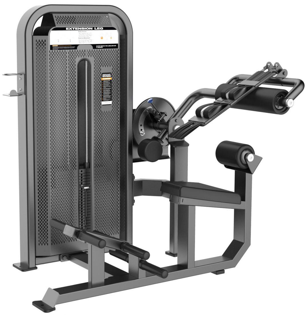 E-5088 Пресс машина/Разгибание спины Abdominal Isolator & Back Extension.Стек 94 кг.