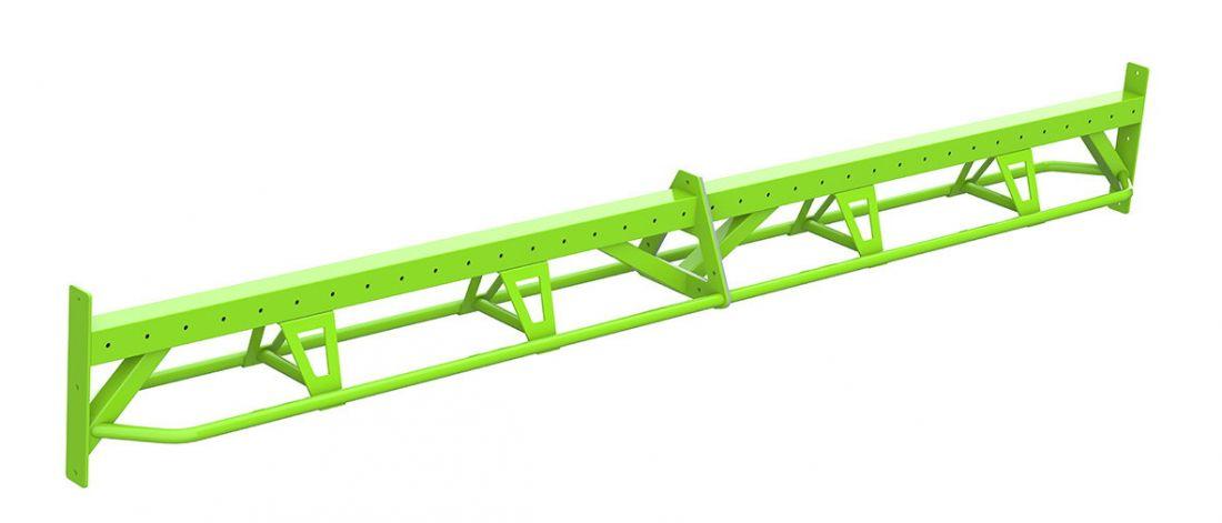 Балка треугольная 80х80/32/32, усиленная, для стыковки, ZSO-3600
