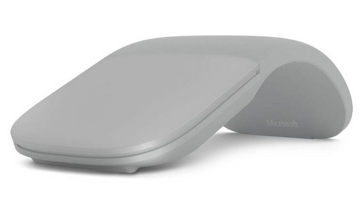 Беспроводная мышь Microsoft Surface Arc Mouse (Platinum)