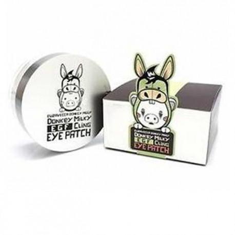 Патчи для глаз с ослиным молочком Donkey piggy donkey milky egf cling eye patch, 60 шт