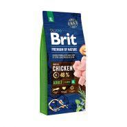 BRIT Premium by Nature Adult XL Корм для взрослых собак очень крупных пород (18 кг)