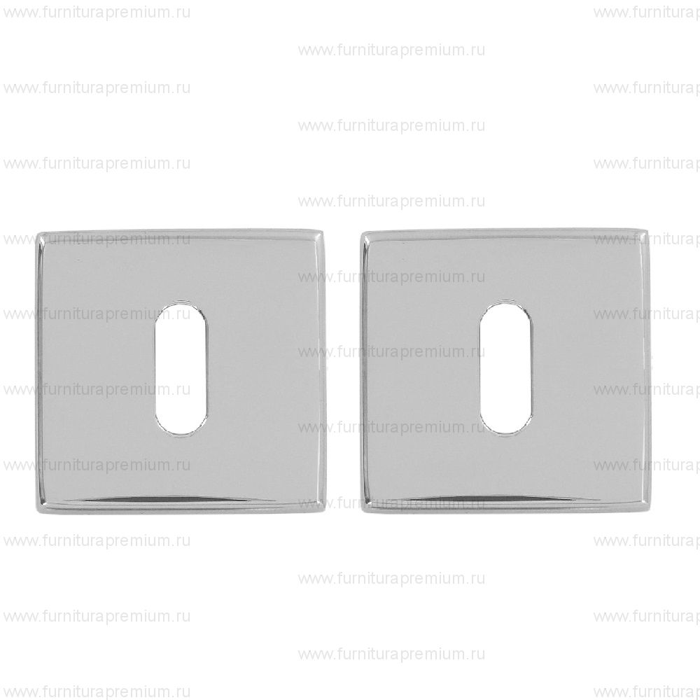 Накладка на межкомнатный замок DND BD14 P key/B (Martinelli)