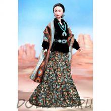Коллекционная кукла Барби как Принцесса Навахо - Barbie doll  PRINCESS OF THE NAVAJO