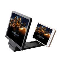 3D увеличитель экрана телефона F1, цвет черный (1)