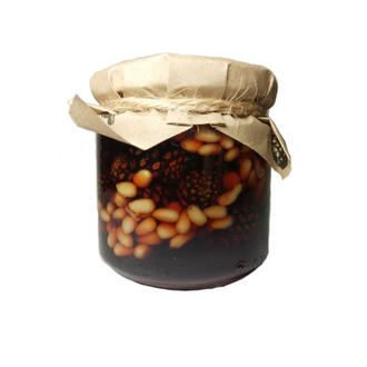 Варенье из сосновой шишки с кедровым орехом 240г, Таёжный Тайник